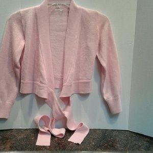 Capezio Wrap Dance Sweater